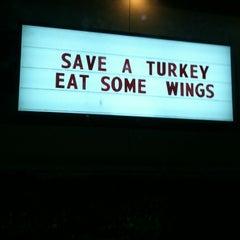 Photo taken at Wings N' More by Ada W. on 11/18/2012