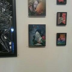 Photo taken at Blackbook gallery by Carla A. on 4/6/2013