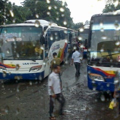 Photo taken at Terminal Baranangsiang by amos v. on 12/10/2012