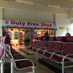 Photo taken at Dabolim Goa International Airport (GOI) by Jacqueline A. on 1/25/2013