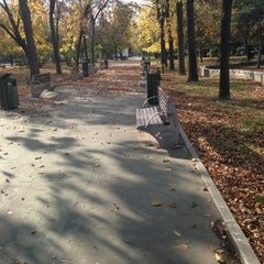Photo taken at Parcul Eroilor by Simona S. on 10/19/2013