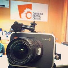 Photo taken at Camera Rental Centre by Nicholas L. on 3/28/2013