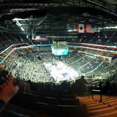 Photo taken at Time Warner Cable Arena by Chris B. on 2/23/2013