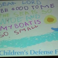 Photo taken at Pearl Cohn High School by Linda C. on 4/25/2014