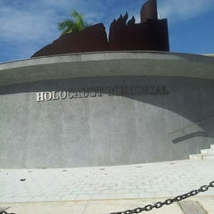Photo taken at Holocaust Memorial Monument by Sally A. on 2/16/2014