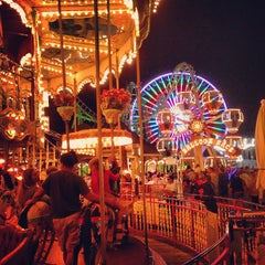 Photo taken at Morey's Piers and Beachfront Waterparks by Kory A. on 8/26/2013