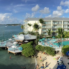 Photo taken at HYATT Key West Resort and Spa by Richard J. on 6/22/2015
