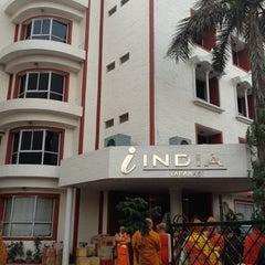 Photo taken at Hotel india by Kalum B. on 3/4/2013