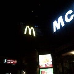 Photo taken at McDonald's (แมคโดนัลด์) by PoyPoyy on 3/3/2013