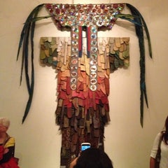 Photo taken at Museo Textil De Oaxaca by Eric C. on 12/11/2012