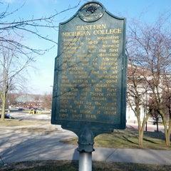 Photo taken at Eastern Michigan University by Jeff C. on 3/22/2013