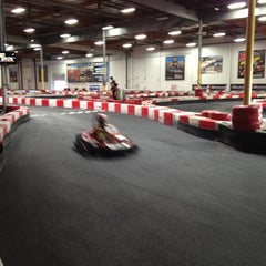 Photo taken at K1 Speed Irvine by J.R. M. on 5/12/2013