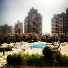Photo taken at Al Hamra Village by Юлия on 7/16/2013