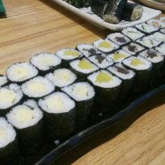 Photo taken at Sushi Tei by SHAMIN on 9/20/2015