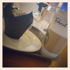 Photo taken at Starbucks | ستاربكس by Fahad N. on 9/26/2012