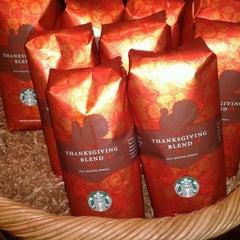 Photo taken at Starbucks by Brandon H. on 11/1/2012