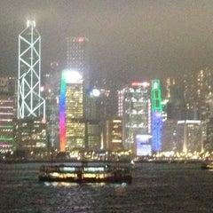 Photo taken at Symphony of Lights 幻彩詠香江 by best K. on 2/28/2013