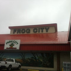 Photo taken at Frog City Travel Plaza by Gary on 10/1/2012