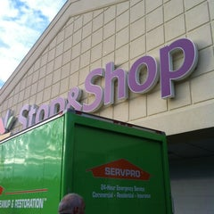 Photo taken at Super Stop & Shop by PapiCaine M. on 11/2/2012