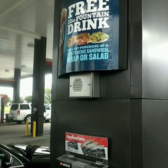 Photo taken at QuikTrip by Christopher P. on 10/10/2011