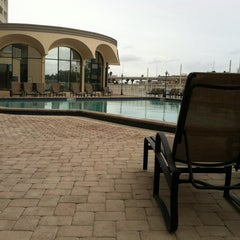 Photo taken at Sheraton Tampa Riverwalk Hotel by Don T. on 8/26/2012