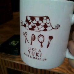 Photo taken at 라이크어유키 / Like a Yuki by Namkyeong L. on 12/11/2011