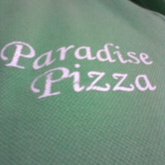Photo taken at Paradise Pizza Arena by Ramadan Ş. on 5/11/2014
