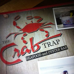 Photo taken at Crab Trap by ipung z. on 4/15/2013