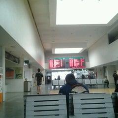 Photo taken at Estación Intermodal de Almería by Txus L. on 11/25/2012