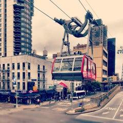 Photo taken at Roosevelt Island Tram by Emre W. on 9/29/2012