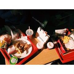 Photo taken at KFC by Vlada on 1/16/2015