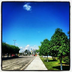 Photo taken at Faculdade Adventista da Bahia - IAENE by Joaquim L. on 2/16/2013