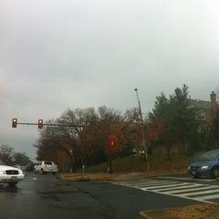 Photo taken at N. Quaker Ln. & Duke St. by Melinda S. on 11/27/2012