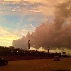 Photo taken at Terminal B by Ronnie D. on 7/31/2015