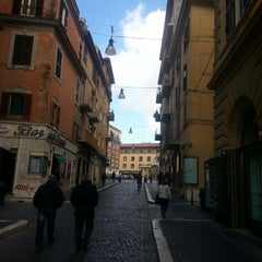 Photo taken at Frascati by Mina on 3/19/2013