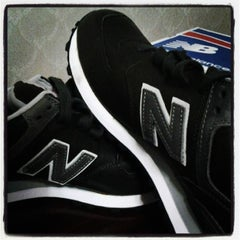 Photo taken at New Balance by Anna U. on 11/4/2013