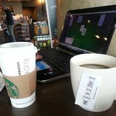 Photo taken at Starbucks by Ron W. on 3/10/2013