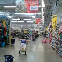 Photo taken at Decathlon by Carlos M. on 12/4/2012