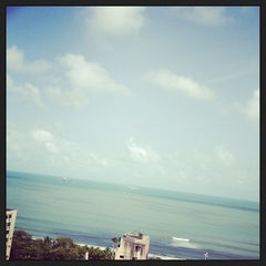 Photo taken at Spazzio Hotel Residence Fortaleza by Helaine R. on 1/6/2013