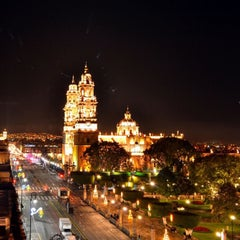 Photo taken at Morelia by Eunice A. on 9/13/2015