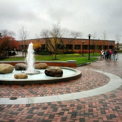 Photo taken at RIT Global Village by Andy L. on 10/29/2012