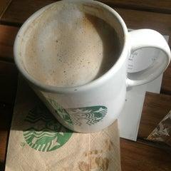Photo taken at Starbucks by Lili M. on 1/12/2013