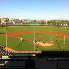 Photo taken at Packard Baseball Stadium by Nate M. on 10/22/2012