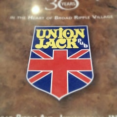 Photo taken at Union Jack Pub by Ray M. on 9/4/2013