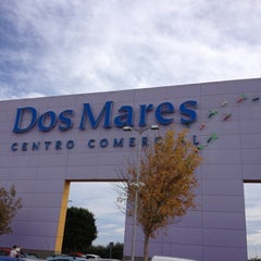 Photo taken at Centro Comercial dos Mares by Mikhail on 11/4/2012