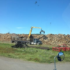 Photo taken at Sappi Fine Paper Cloquet Mill by David C. on 9/19/2013