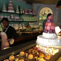 Photo taken at Ladurée by Nathalie on 10/23/2012