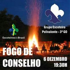 Photo taken at Grupo Escoteiro Polivalente - 3º GO by Ellison D. on 12/6/2014