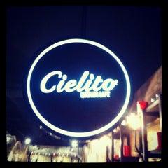 Photo taken at Cielito Querido Café by Ando on 12/6/2012