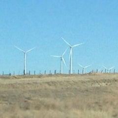 Photo taken at Interstate 70 by Brad B. on 1/3/2014